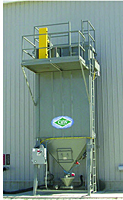Bag Pulse Jet Central Dust Collector
