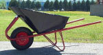 Steel Handled Wheelbarrows