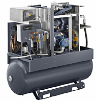 GX Series Rotary Screw Air Compressor Image