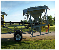 Item: Model 560 Portable Conveyor On Jamieson Equipment Co , Inc