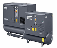 GX Series Rotary Screw Air Compressors Image
