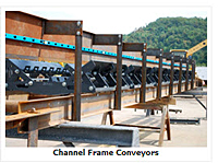 channel frame conveyors image