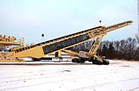 TeleStacker Conveyor- Mine Duty