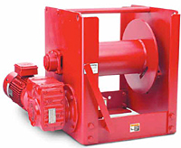 4HS Series Power Winches
