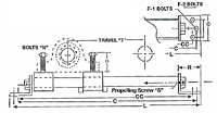 Top-Mount drawing