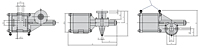 WAM CP Actuator Drawing