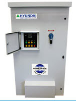 Hyundai Positive Displacement Pump Drive Package