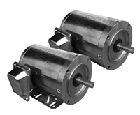 Stainless Steel TENV Motors