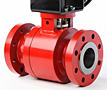Series M1 Severe Service Metal Seated Ball Valve