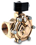 2-Way Normally Closed Parker Brass Solenoid Valve