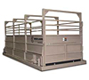MAS-LC Series Stationary Livestock Scale