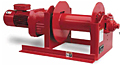 4HPF Series Heavy Duty Power Winch