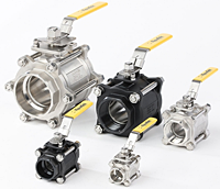 5000/6000 Series Ball Valves