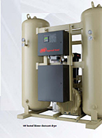 HB heated blower desiccant dryer image