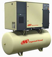 Small Rotary Screw Air Compressor (5-50 hp)