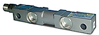 RL75016WHE Double-Ended Beam, Stainless Steel.