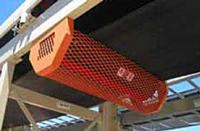 Steel Return Guard Basket