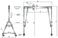 PORTA-GANTRY Drawing