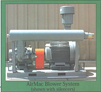Air Mac Blower System