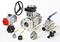 Triad Series Ball Valves