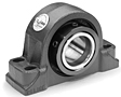 M2000 4-Bolt Pillow Block Bearing