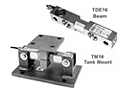 TM16 and TDE16 Totalcomp Tank Beam Load Cell
